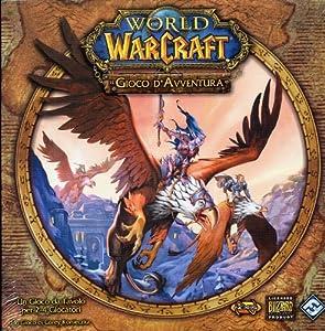 Giochi Uniti World of Warcraft - Juego de Mesa (versión en Italiano) Importado de Italia
