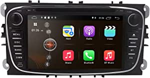 Hizpo Android 10 Autoradio Stereo Dvd Player Elektronik