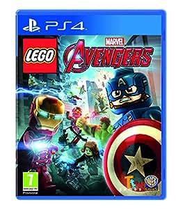 LEGO: Marvel Avengers (PS4)