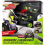 Spin Master 6026326 - Air Hogs - Shadow Launcher Infiltrator