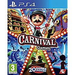 Carnival Games para PS4