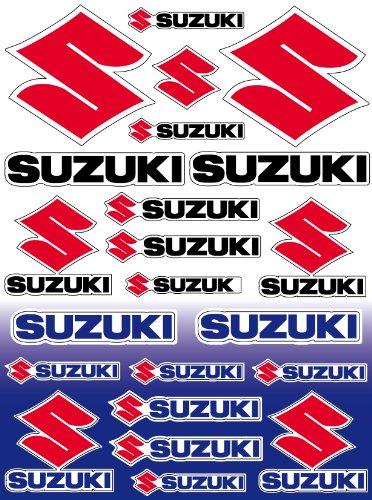 sticker-autocollant-28x39cm-planche-suzuki