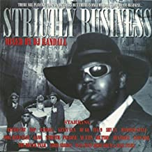Strictly Business (Deluxe Edition) [Explicit]
