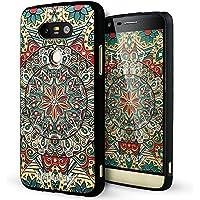 LG G5 Cover,Lizimandu Creative 3D Schema UltraSlim TPU Copertura Della