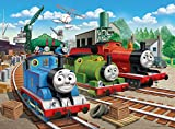 Ravensburger 7050 My First Floor Puzzle - Thomas and Friends Jigsaw Puzzles - 16 Pieces