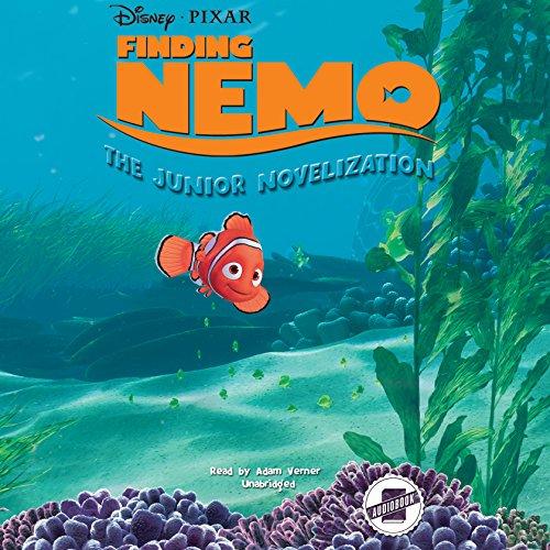 Finding Nemo: The Junior Novelization