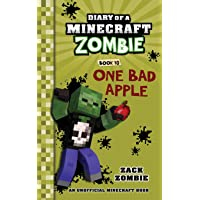 Diary of a Minecraft Zombie Book 10: One Bad Apple: Volume 10