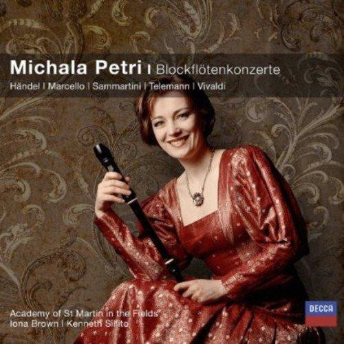 Michala Petri-Blockflötenkonzerte (Cc)