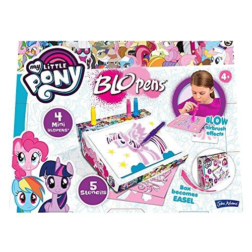 John Adams 10401 My Little Pony BLO Pens Creative Case