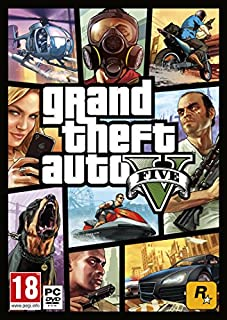 Grand Theft Auto V (PC) (B00KL3W478) | Amazon price tracker / tracking, Amazon price history charts, Amazon price watches, Amazon price drop alerts