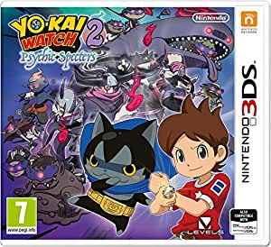 YO-KAI WATCH 2: Psychic Specters (Nintendo 3DS)