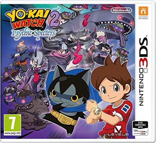 Nintendo 3Ds Yo Kai Watch 2 - Psychic Specters - 3Ds lowest price