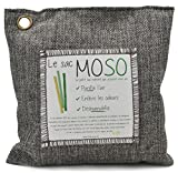 Le sac MOSO Version 500 GR - Purificateur d'air, Désodorisant, Absorbeur...