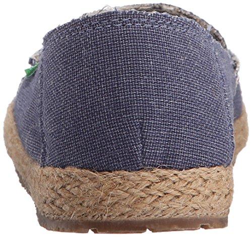Sanuk, Sneaker donna Blu Slate Blue Slate Blue