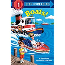 Boats (Early Step into Reading)