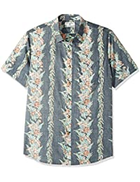 Billabong Men's Sundays Floral Short Sleeve Shirt