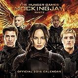 Official The Hunger Games Mockingjay (Part 2) 2016 Square Wall Calendar (Calendar 2016)