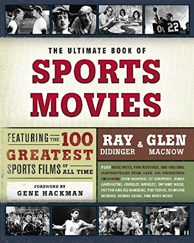 Sports Movies: Featuring the 100 Greatest Sports Films of All Time (English Edition) (Adult Movie Catalog)
