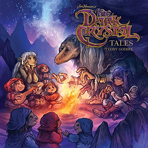 Jim Henson's Dark Crystal Tales (The Dark Crystal, Band 1) - 5 Min Fan