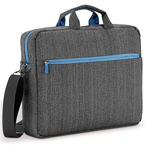 deleyCON Notebooktasche  bis 17″ - 3
