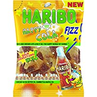 Haribo Jelly Candy Fizz Happy Cola, 160 gm