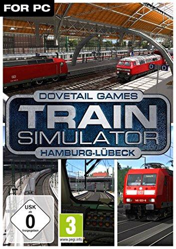 Hamburg-Lübeck Railway Route Add-On [PC Code - Steam]