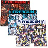 Freegun Packx3, Boxer Homme