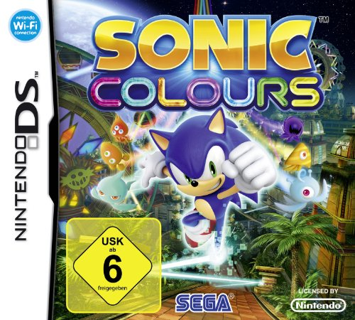 Sonic Colours (Ds Für Den Sonic-spiel)