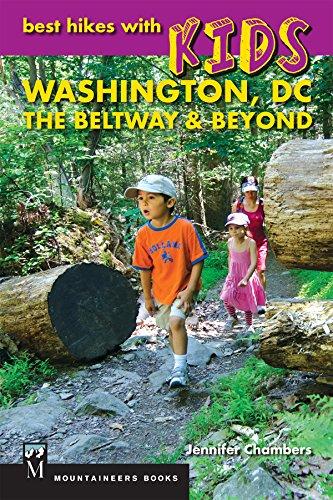 Best Hikes with Kids: Washington D.C.: The Beltway & Beyond por Jennifer Chambers
