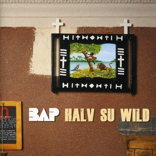 Bap: Halv Su Wild (Audio CD)
