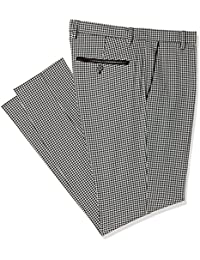 Jack & Jones Men's Slim Fit Formal Trousers