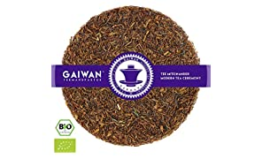 "N° 1254: Tè rosso Rooibos biologique in foglie ""Rooibos Puro"" - 250 g - GAIWAN® GERMANY - tè in foglie, tè bio, rooibos naturale, tè rosso Rooibos dal Sud Africa"