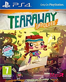 Tearaway Unfolded (B01447QLYI) | Amazon Products