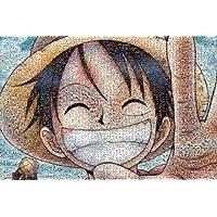 One Piece - 1000pcs Jigsaw Puzzle [Mosaic Art] (japan import)