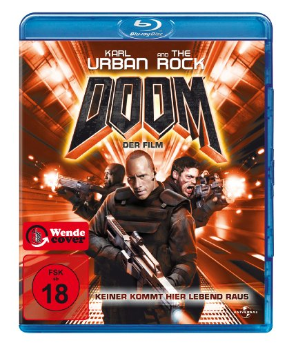 Doom - Der Film [Blu-ray]
