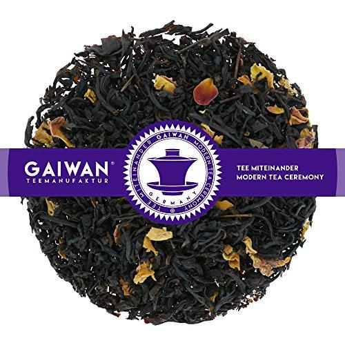 Nr. 1350: Schwarzer Tee Tropische Blume