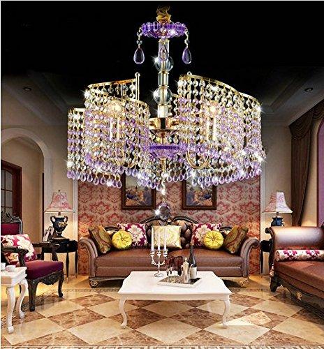 Gowe Lustre en cristal Lustres de cristal lampes vintage d'occasion  Livré partout en Belgique