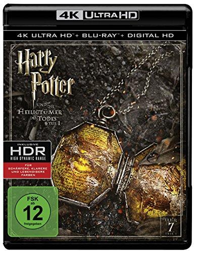 Bild von Harry Potter und die Heiligtümer des Todes Teil 1  (4K Ultra HD + 2D-Blu-ray) (2-Disc Version)