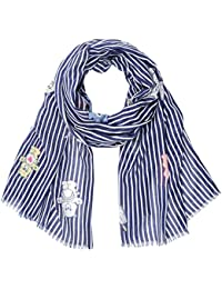 CODELLO Damen Schal mit Mustermix