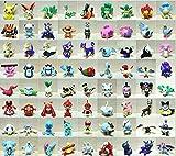 Best Pokemon Figures - 144 pcs/set Pokemon Figures Toy Cartoon Anime Mini Review