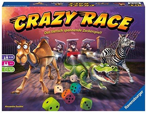 Preisvergleich Produktbild Crazy Race: Das tierisch spannende Zockerspiel!