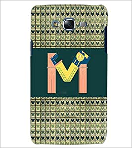 PrintDhaba GRANDbet M D-4145 Back Case Cover for SAMSUNG GALAXY ON 7 (Multi-Coloured)