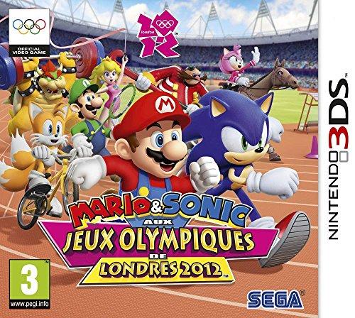 SEGA Mario & Sonic bei den Olympischen Spielen in London 2012 [3DS]