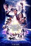 Affiche Cinéma Originale Grand Format - Ready Player One (format 120 x 160 cm pliée)