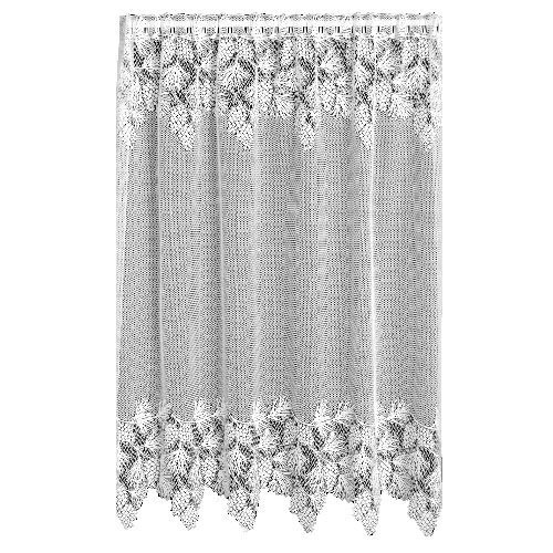 Heritage Lace Woodland 60-Inch Wide by 63-Inch Drop Panel, White by Heritage Lace -