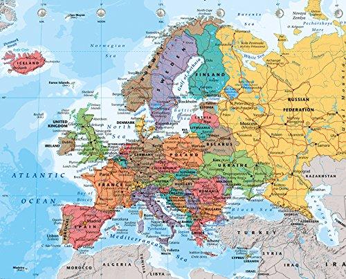 Immagini Cartina Geografica Europa.Depressione Agenzia Cosi Tanto Mappa Stradale Europa Amazon Settimanaciclisticalombarda It