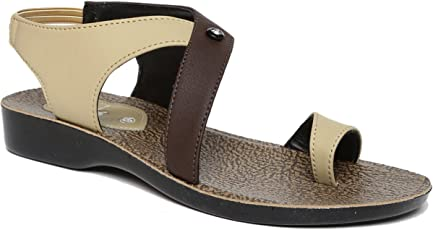 PARAGON SOLEA Women's Beige Sandals