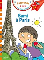 Sami et Julie CP Niveau 1 Sami à Paris de Isabelle Albertin
