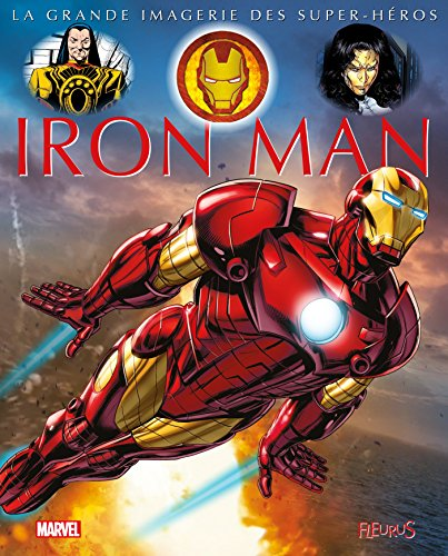 Iron Man par Sabine Boccador