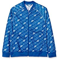 adidas DI0262 Chaqueta, Niños, Azul (Bluebird) / Blanco, 164 (13/14 Años) - Cosmética y perfumes - Comparador de precios